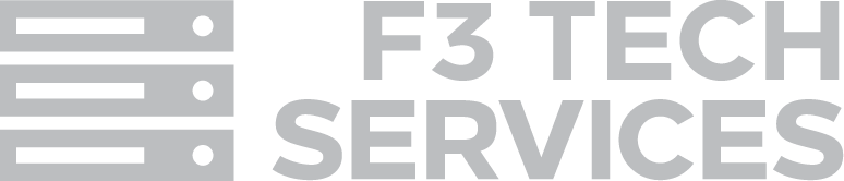 Big F3 Computer Services Logo